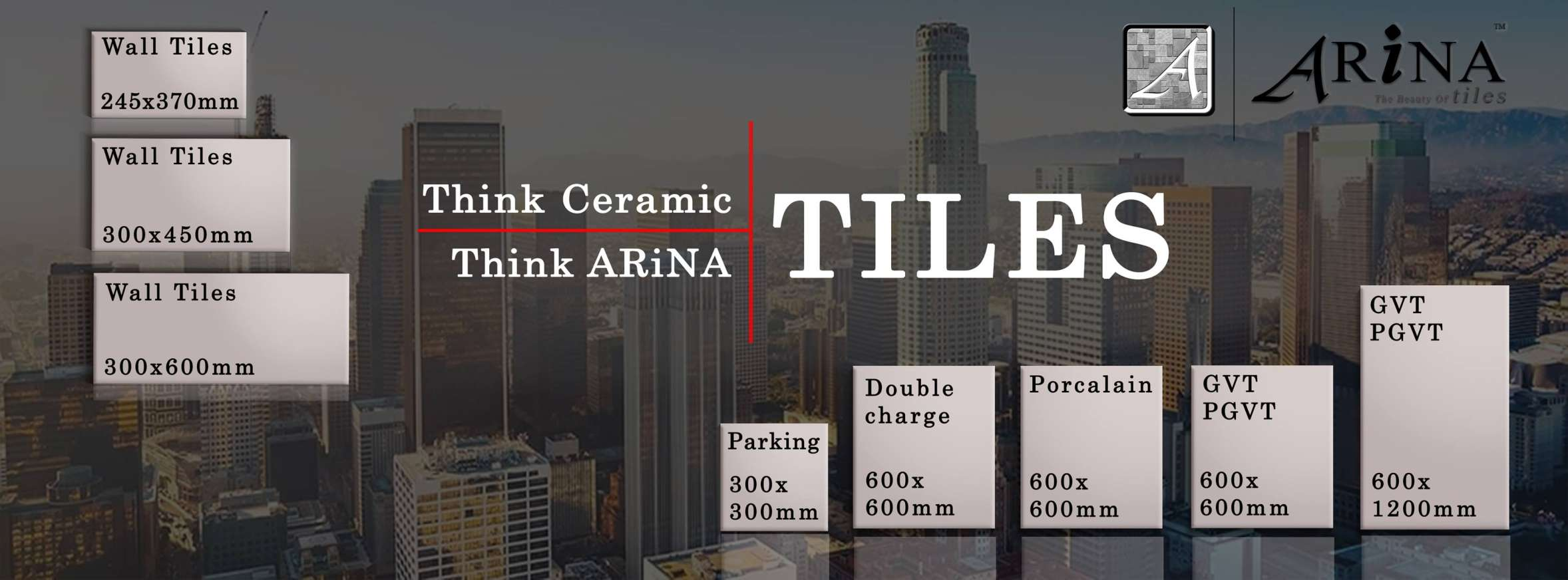 Our CLients Arina Tiles